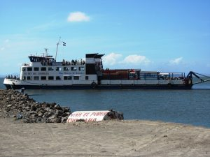 """Big ferry """"brakzand"""""""